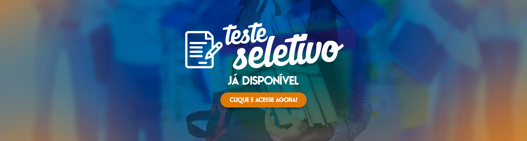 Teste Seletivo p/ 2019